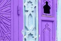doors and windows / by Margi Bartling