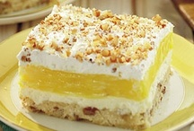 ❤ ✿Citrus fruit desserts✿❤ / by Linda And Rudy