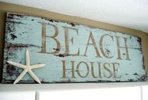BEACH House Bungalow / All things Beach'n for the beach house bungalow living! / by Deanna Rose