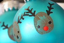 Christmas crafts  ho ho ho / by Jennyshere Calgary