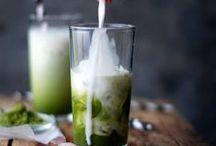 Tasty beverages / by Jennifer Reese Ziegler