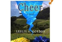 Cheer: A Novel / Cheer: A Novel, available for $2.99 on Amazon, Barnes & Noble and Smashwords. A family drama set in quirky Marin County, CA. Reader newsletter here:  http://wordpress.us7.list-manage.com/subscribe?u=06d3eefe3dd8c40d1d87228f8&id=6a8fe3daa9 / by Leslie Gordon