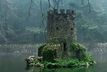 MYTHICAL DWELLINGS / by Debby Moore