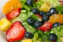 Savory Salads / by Gabby