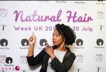 Event | Natural Hair Week UK 2013 / by OfficiallyNatural Hair & Beauty