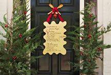 CHRISTMAS this year / by Gram Visser