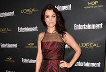 EW's 2014 Pre-Emmys Party: Red Carpet Style / HOF diamonds dazzled at the Entertainment Weekly Pre-Emmy Party on Saturday, August 23, 2014, honoring the 2014 Emmy nominees and the stars of the new Fall TV seasons!