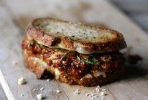 Sandwiches / by Jennifer Reese Ziegler