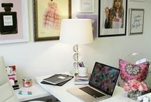 Office / Inspiration for office decor / by Jeni Zimmerman
