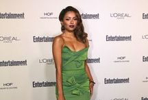 EW's 2015 Pre-Emmys Party: Red Carpet Style / HOF diamonds dazzled at the Entertainment Weekly Pre-Emmy Party on Saturday, September 19, 2015, honoring the 2015 Emmy nominees and the stars of the new Fall TV seasons!