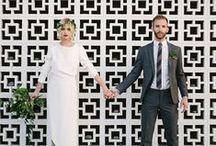 Urban & Modern Wedding