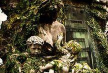 DEMETER / Demeter (aka Ceres) Mother. Childbearing archetype, nurturing, growing.