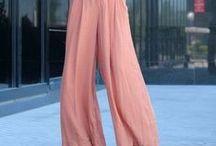 Inspiration Pantalon Fluide / Pantalon Large