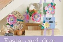 Lincraft Easter Projects