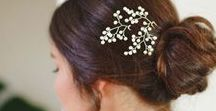 Wedding Hair Pins / The best wedding hair pins from our collection