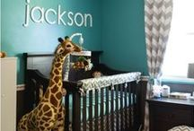 Nursery Inspiration / Baby means nursery, luckily we have some great ideas for your nursery. Check out our nursery inspirations for your bundle of joy.