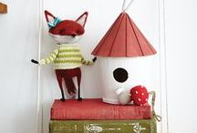 Kids Room Inspiration / Need an idea for your big kid's room? Check out our kids room board for ideas even the hardest-to-please kids will love.