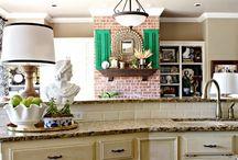 my kitchen / by Beth Vogt