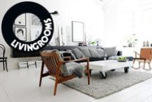 Livingrooms I like / Inspiration for your livingroom pinned by Maria Soxbo – Husligheter.se