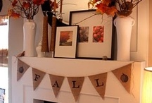 Fall Decor Inspiration / by Kiira Lyn