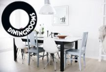 Diningrooms I like / Inspiration for your diningroom pinned by Maria Soxbo – Husligheter.se
