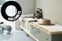 Hallways I like / Inspiration for your hallway pinned by Maria Soxbo – Husligheter.se