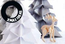 X-mas ideas I like / Xmas ideas to copy, modify or just get inspired by, pinned by Maria Soxbo – Husligheter.se.