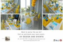 AV Design and Events - Our Designs