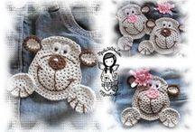 ~ Crochet Appliques ~