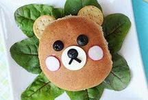 Cute Food Ideas / Adorable (and creative) eats that kids will love