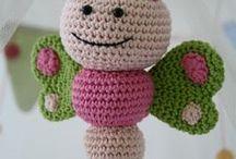 ~ Crochet Baby Stuff ~  / by Klaske Vd Bij