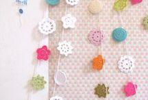 ~ Crochet Garlands ~