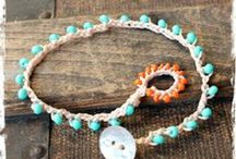 ~  Crochet Jewelry  ~