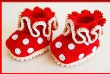 ~ Crochet Shoes ~