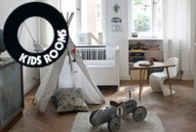 Kids rooms I like / Inspiration for your kid's room, pinned by Maria Soxbo – Husligheter.se.