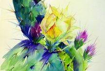 Art - Watercolor / by Donna Binkley
