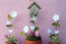 ~ Crochet Spring / Easter ~