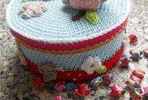 ~ Crochet Boxes ~