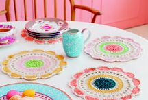 ~ Crochet Coasters ~