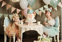 Kids Parties / Inspirations for Kids Parties Themes