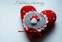 ~ Crochet Hearts ~