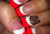 My nails. I love Layla's!