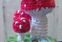 ~ Crochet Mushroom ~