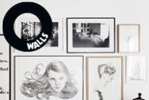 Walls I like / Ideas for your walls, pinned by Maria Soxbo – Husligheter.se.