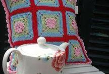 ~ Crochet Pillows ~