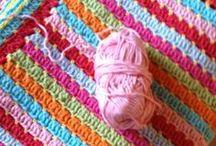 ~ Crochet Blankets ~