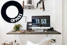Offices I like / Inspiration for your home office, pinned by Maria Soxbo – Husligheter.se.