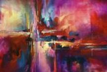 Art - Artist Michael Lang with Demos / by Donna Binkley