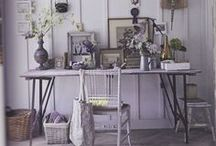 Interiors - Magazine Clippings / Inspiration found in interior mags