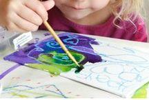 Kids Art, Music & Movement / by Michelle Peterson